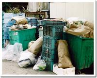 産業廃棄物処理の現場